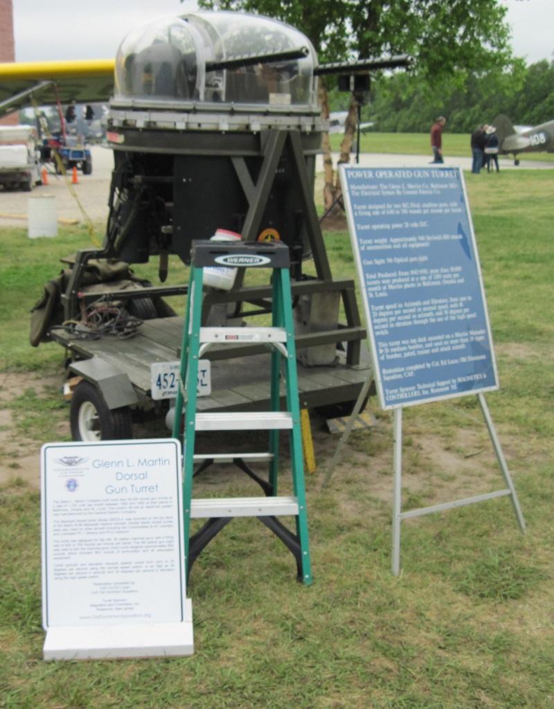 Martin Power Operated Gun Turret