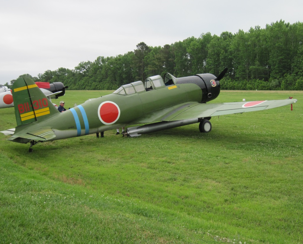 Nakajima B5N2 Kate (Replica)
