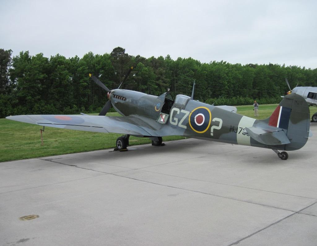 Supermarine Spitfire Mk.IXe