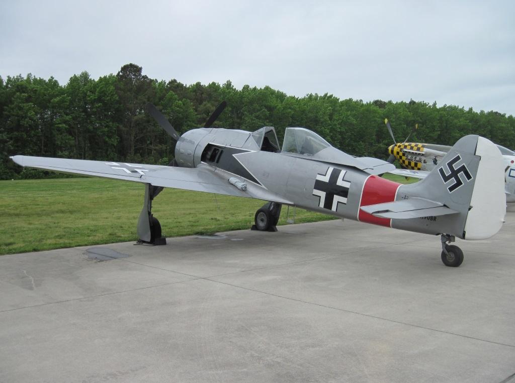 Focke Wulf Fw 190 A 8 (Replica)