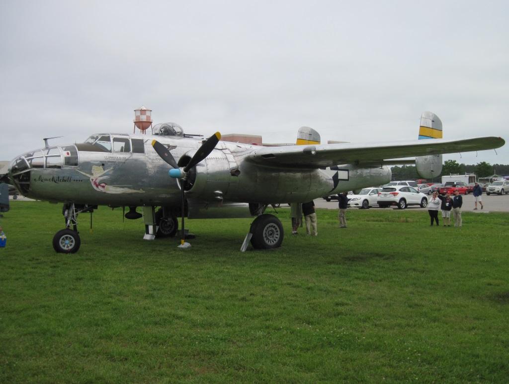 North American B 25J Miss Mitchell