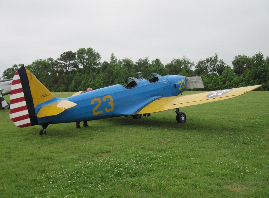 Fairchild PT 19 (1)