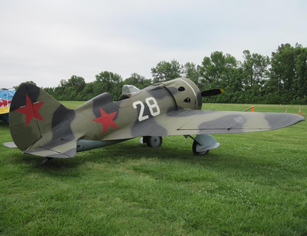 Polikarpov I 16 Type 24