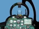 mi-24p cockpit Rendering(rearseat)