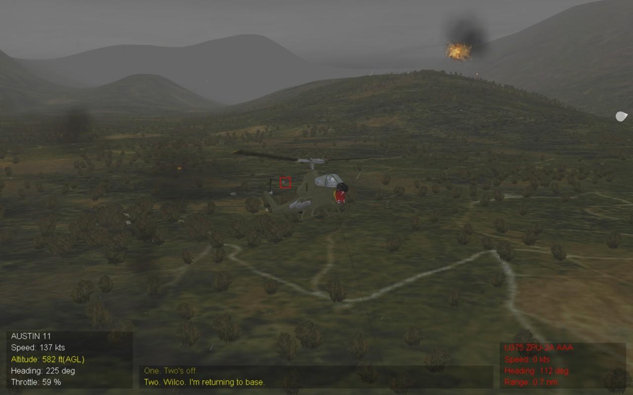Foggy Hill Fight