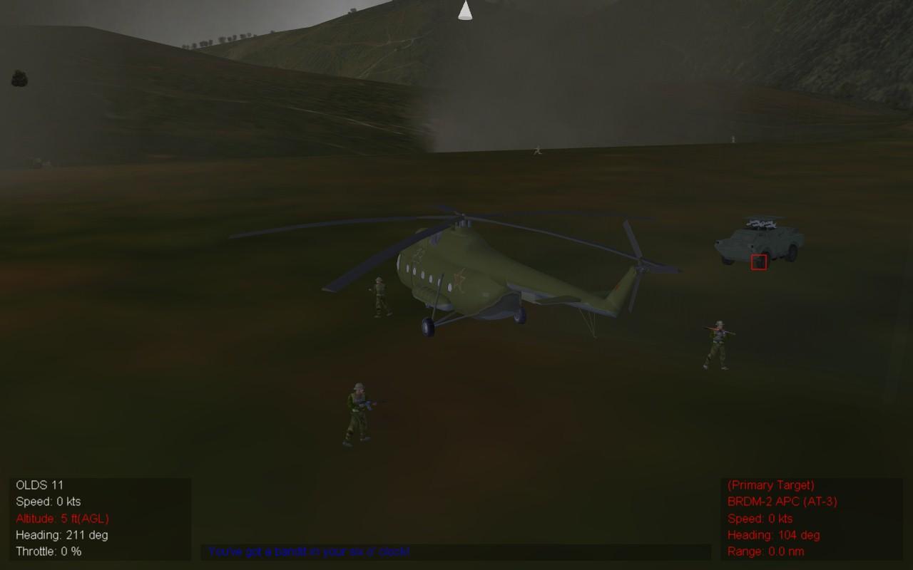 Mi-8 Insert