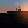 CVN 71risingsun