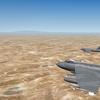 Omani AF Hawker Hunter 1982
