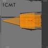 MiG-21 bis (SMT) - air intake