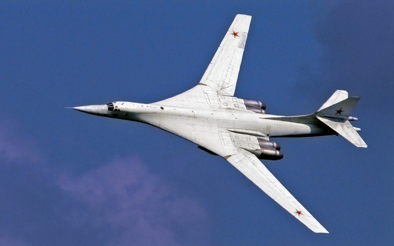 Tupolev Tu 160 Blackjack 3