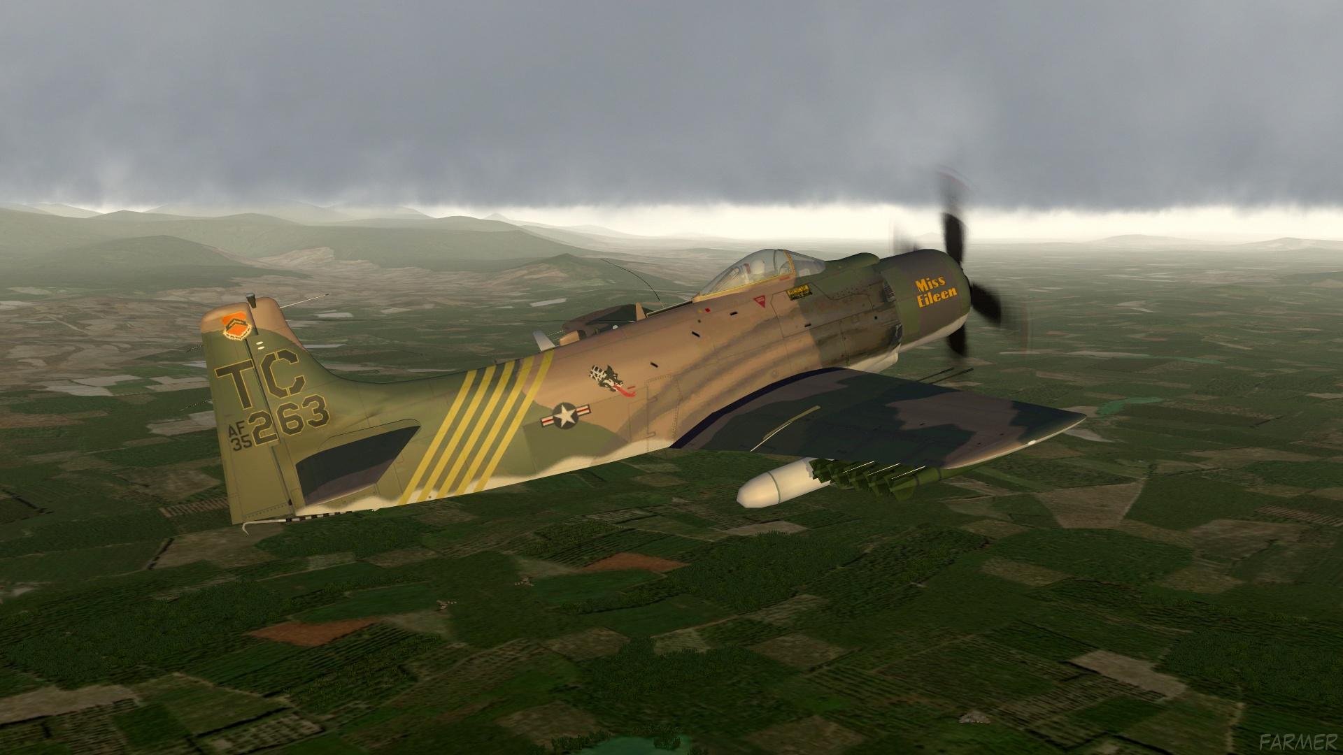 A 1J Skyraider 01