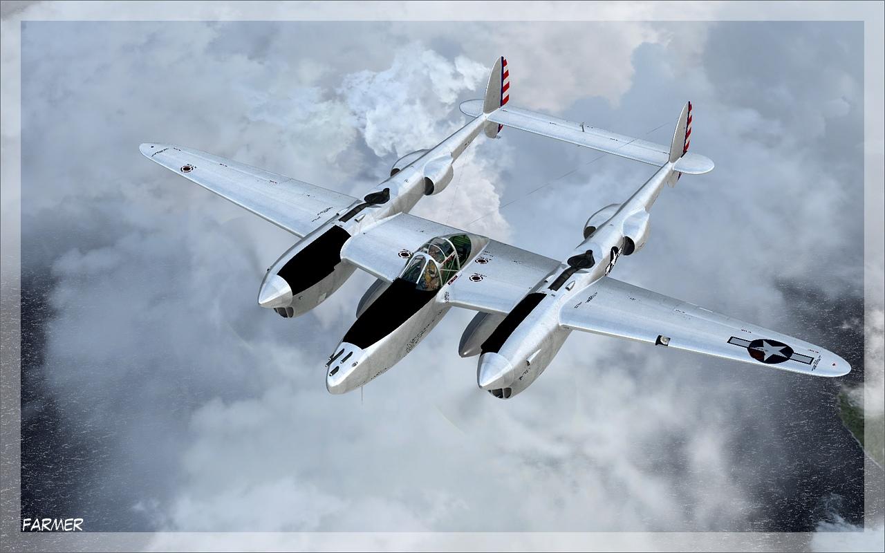 P 38L Lightning 35