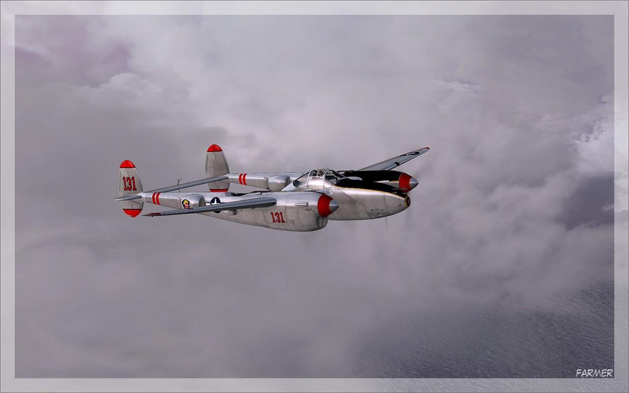 P 38L Lightning 30