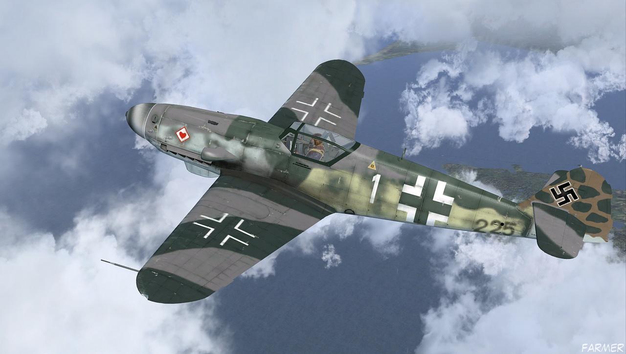 Me 109 K 4 03