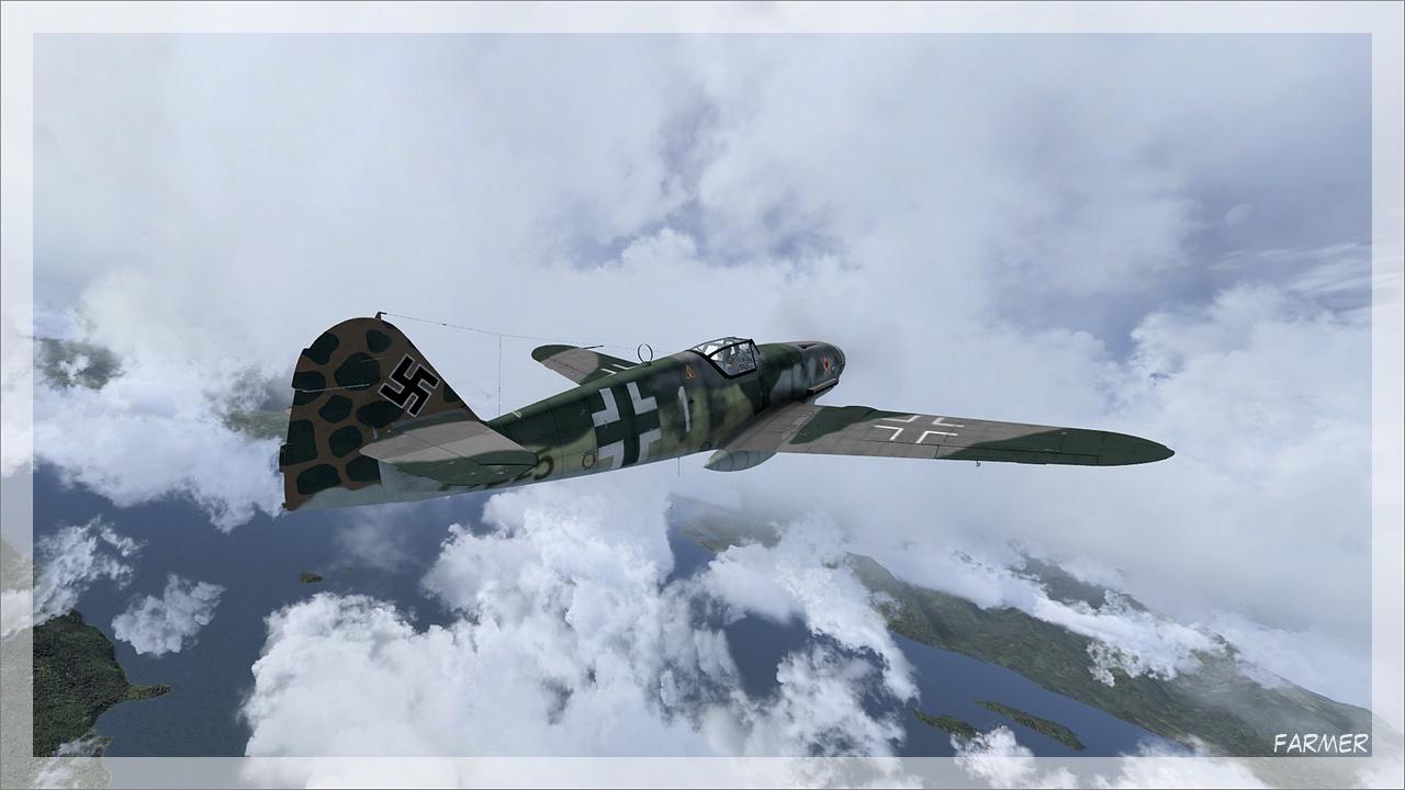 Me 109 K 4 02