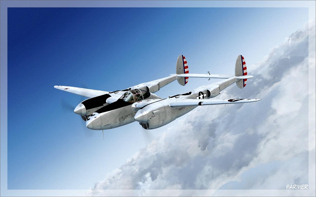P 38L Lightning 34