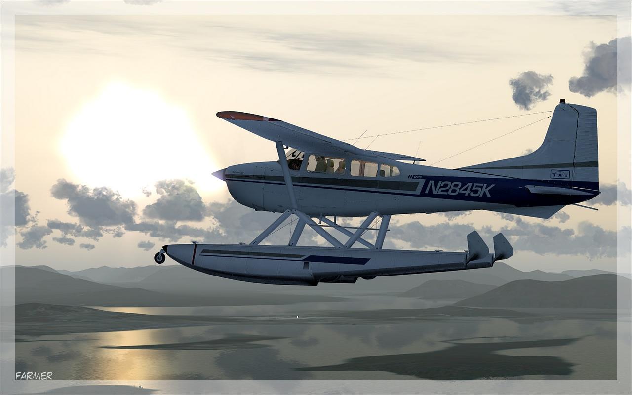 Cessna C185 19