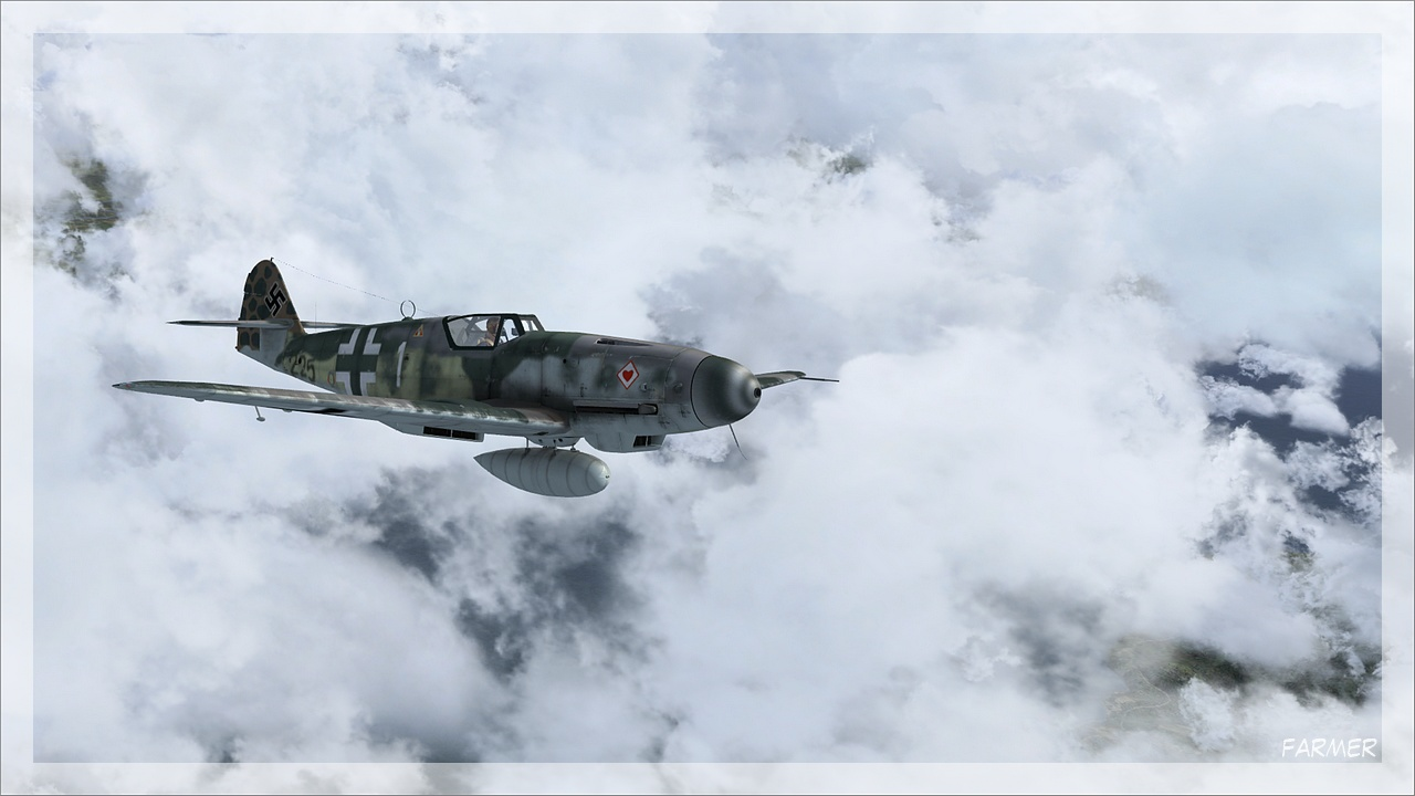Me 109 K 4 05