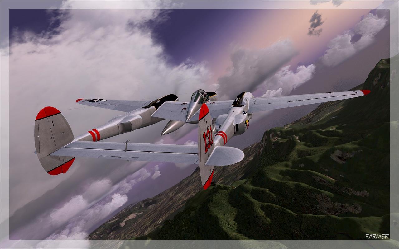 P 38L Lightning 31