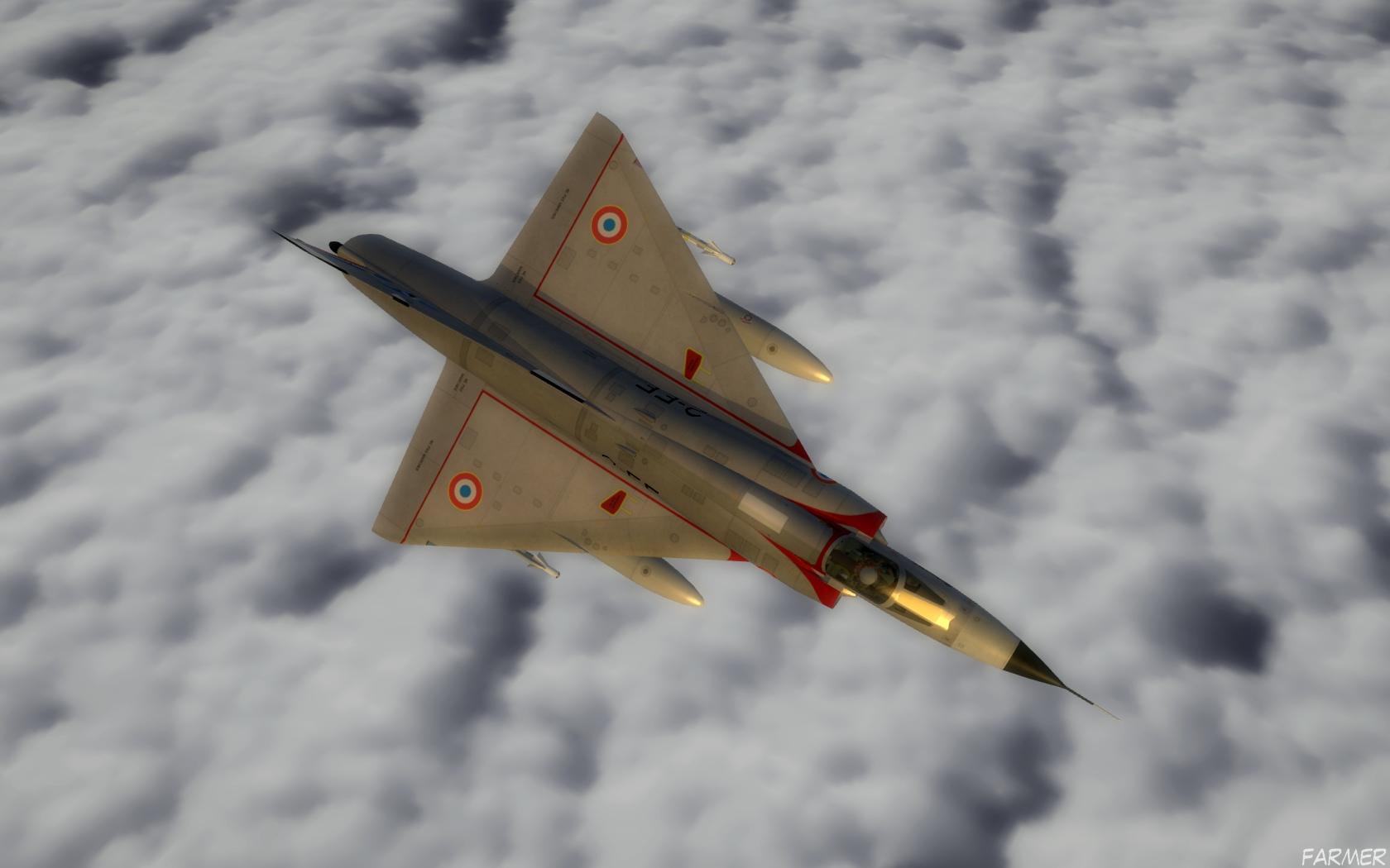 Mirage 3C 08