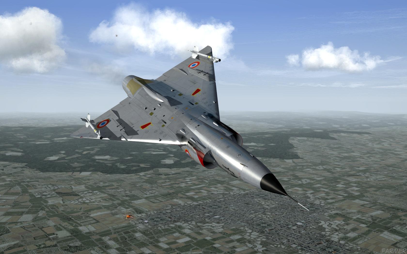 Mirage 3C 10