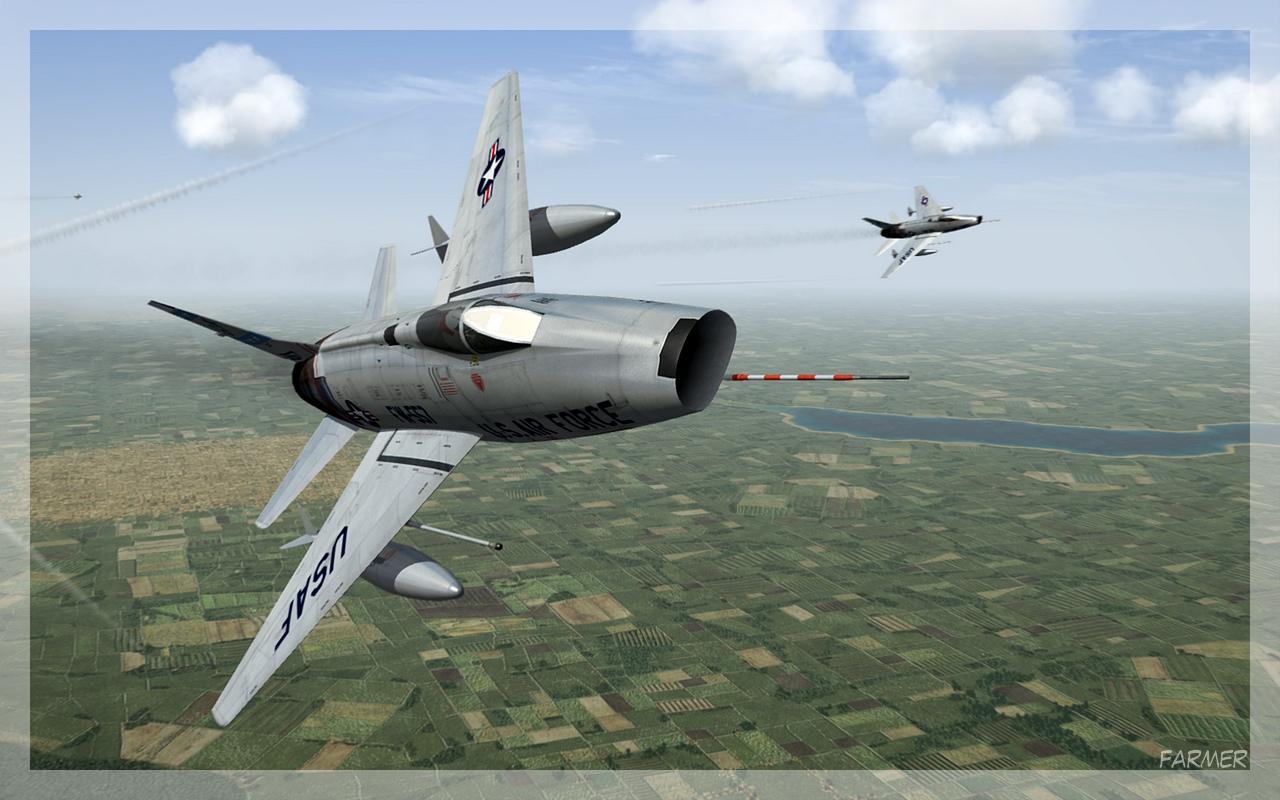 F 100D Super Sabre 17