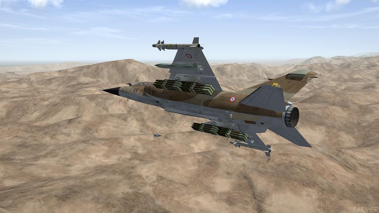 Mirage F1C 200 21