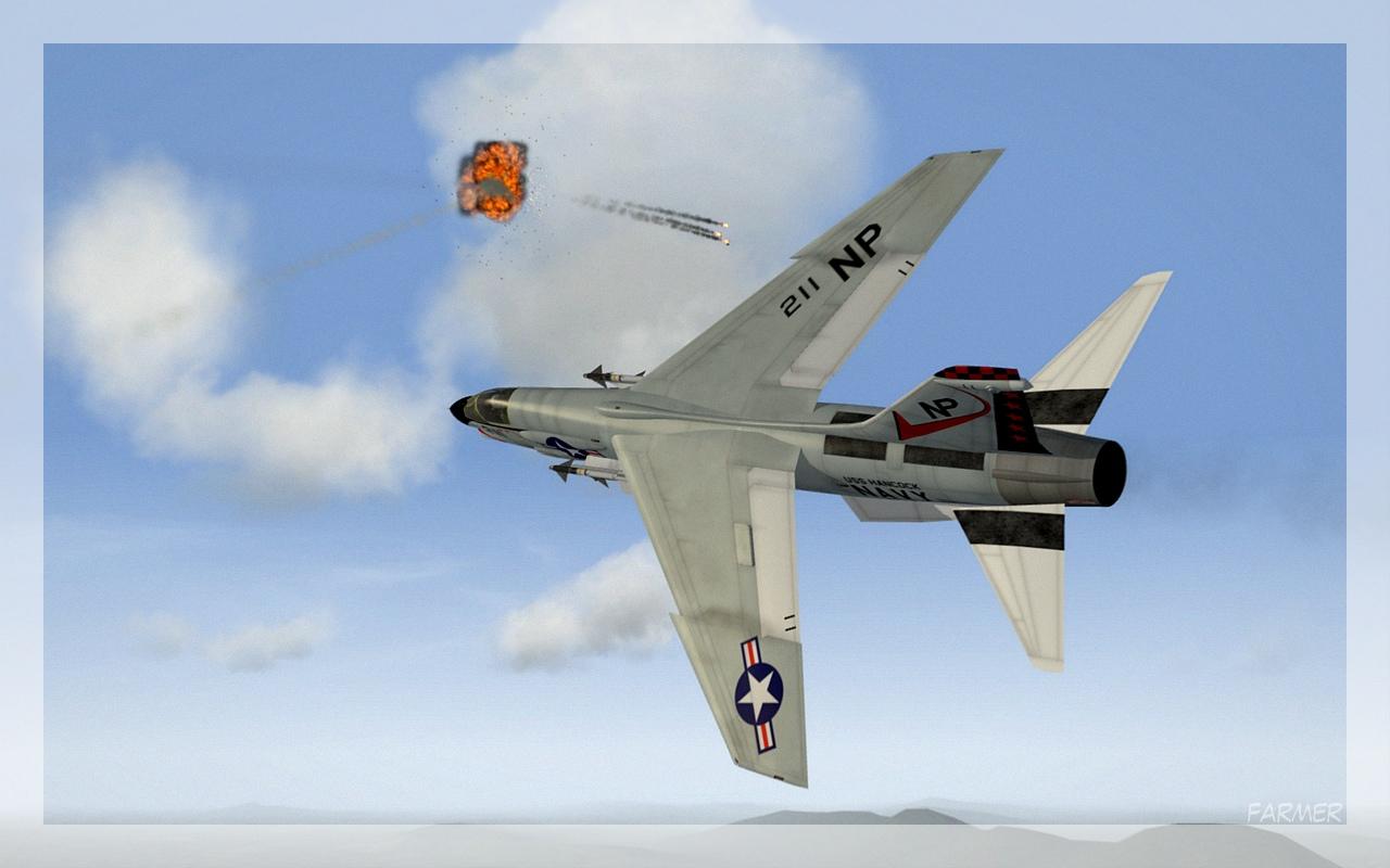 F 8J Crusader 05