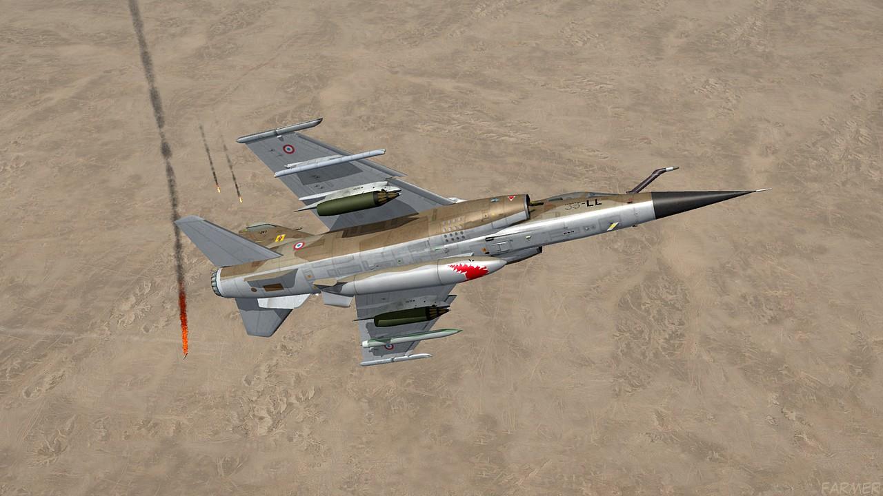 Mirage F1C 200 16