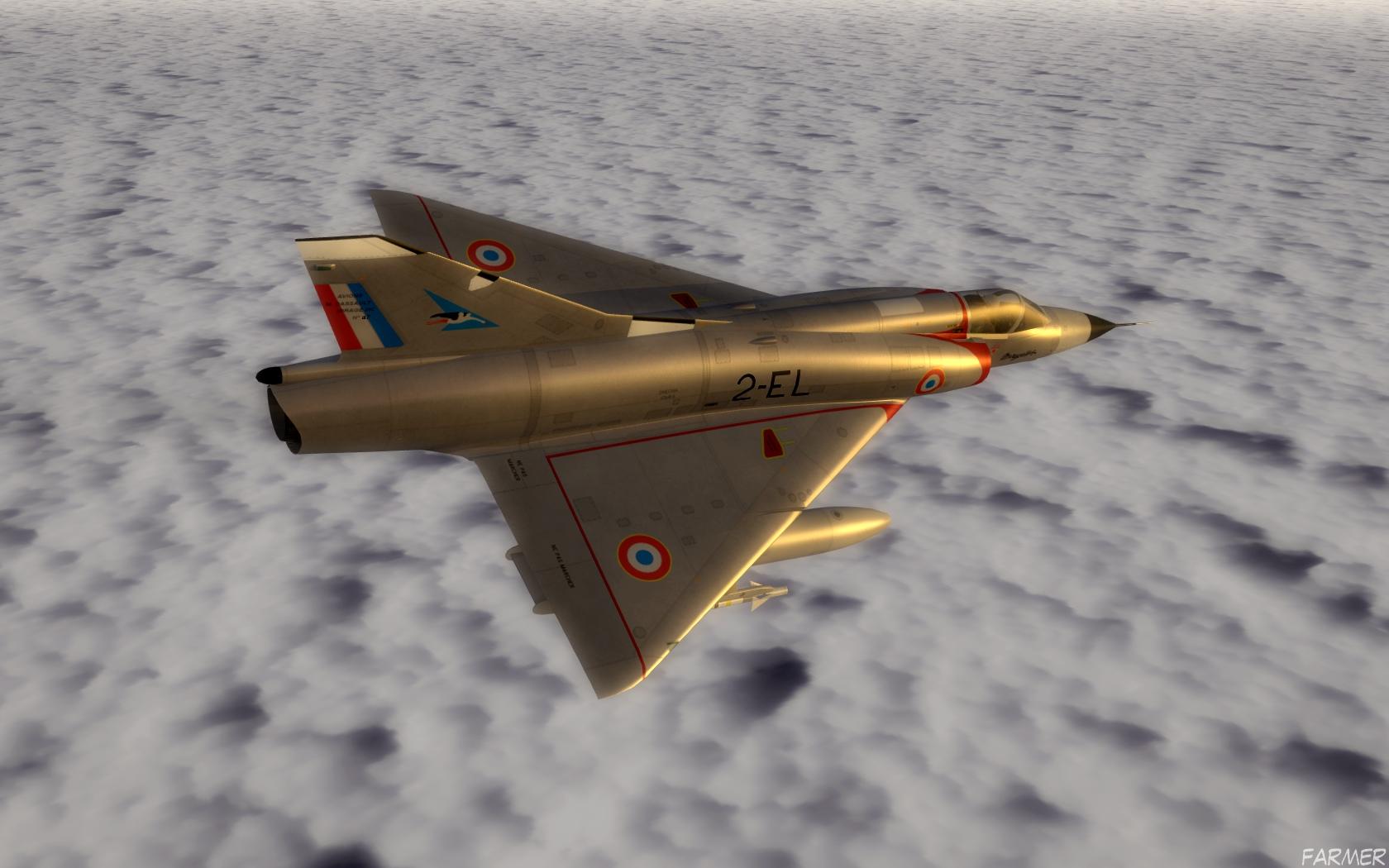 Mirage 3C 07