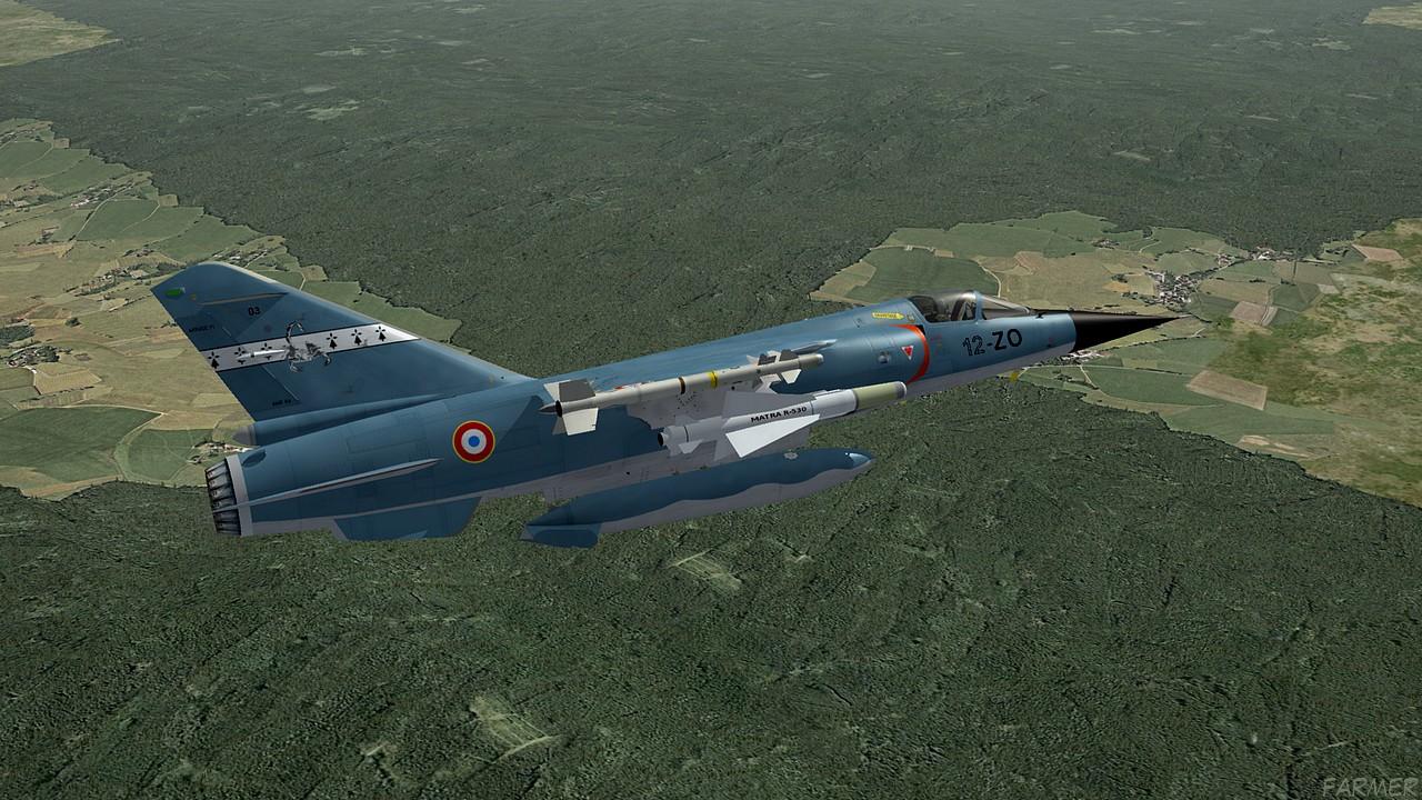 Mirage F1C 34