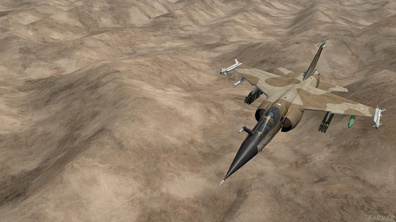 Mirage F1C 200 14