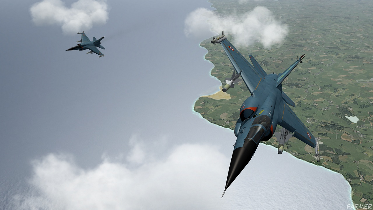 Mirage F1C 31