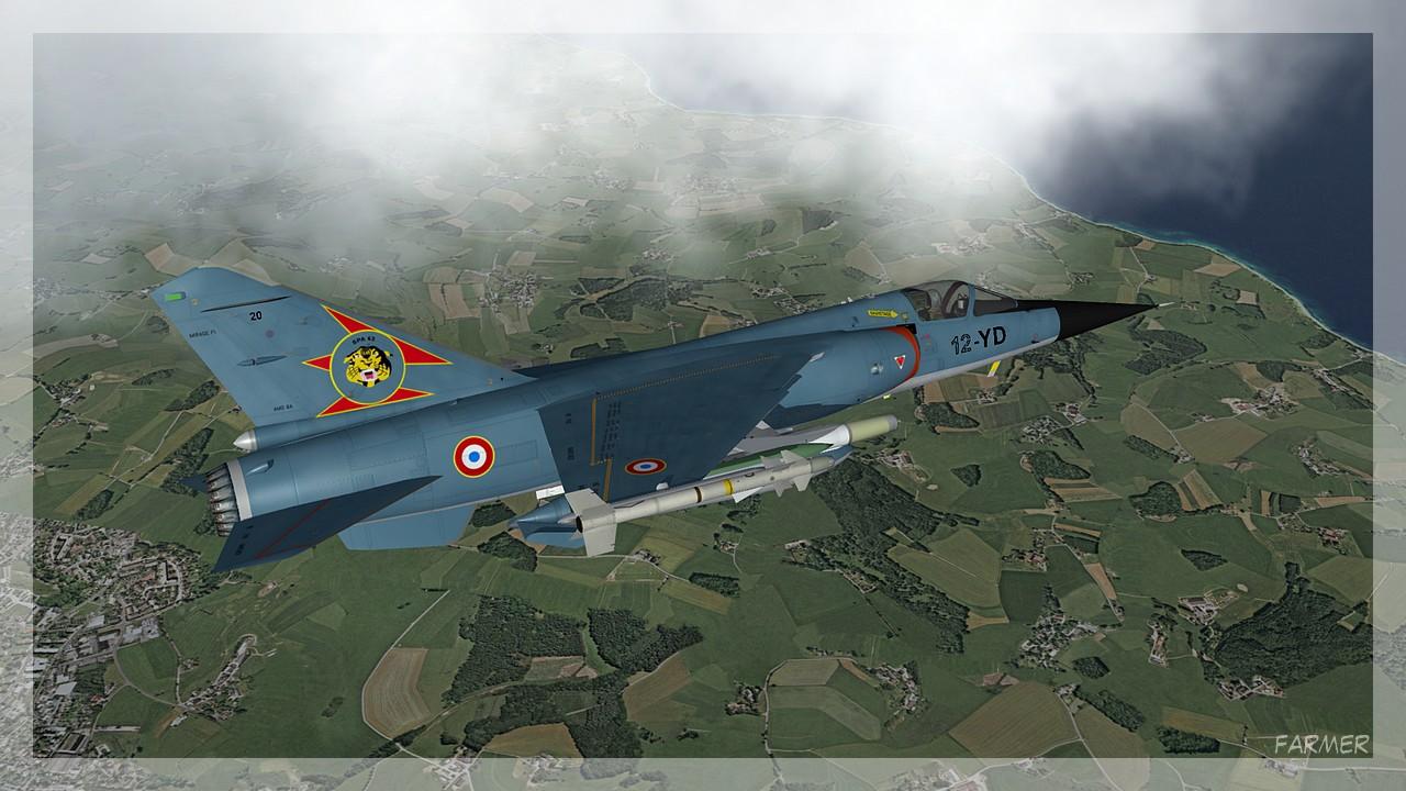 Mirage F1C 22