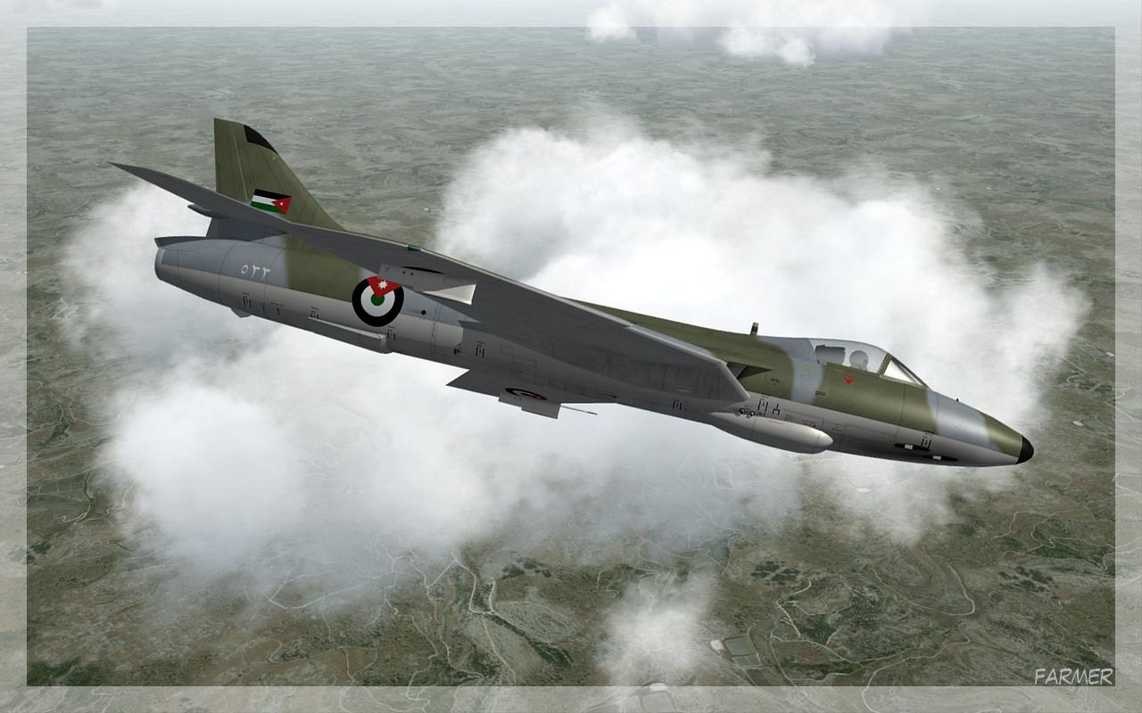 Hawker Hunter F6 02