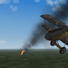 First Eagles 2 - SPAD kill, Jasta64w, Meuse-Argonne campaign, Sept 1918