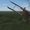 First Eagles 2 - dead SPAD's wingman opens fire