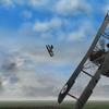 First Eagles 2 - DH2 hunts a V-strutter