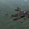 Jasta 34b Albatros DV escorting AEG GIV