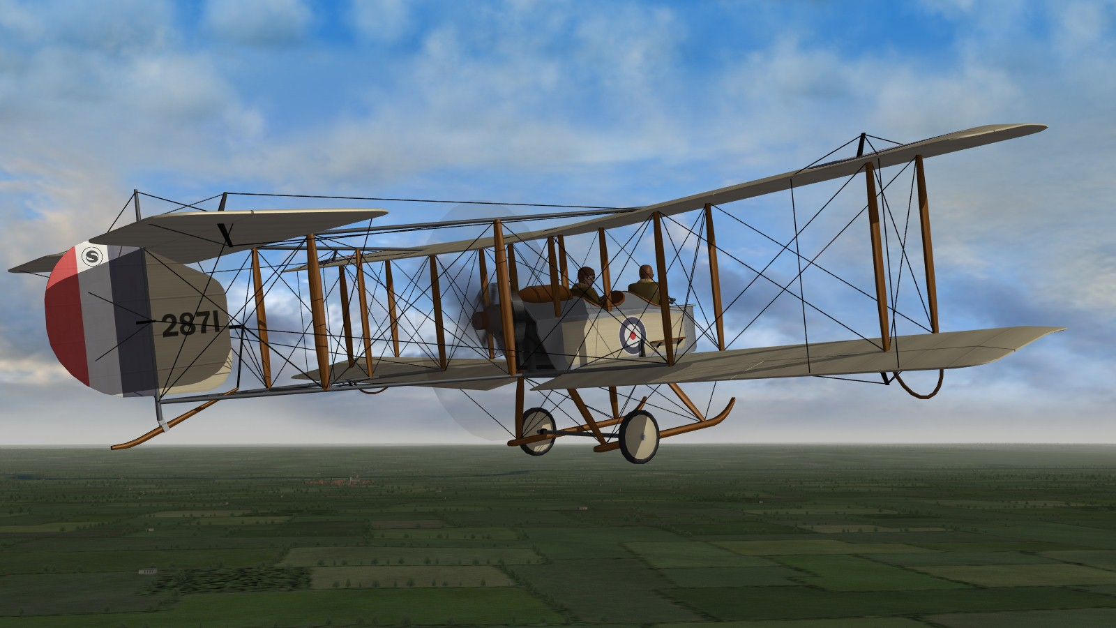 First Eagles 2 - Vickers FB5 'Gunbus'