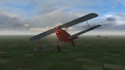 First Eagles 2, Armchair Aces campaign, Jasta 11, March 1917 - setting course for the lines