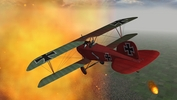 First Eagles 2, Armchair Aces campaign, Jasta 11, March 1917 - enemy observation balloon destroyed!