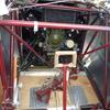 Morane Saulnier IA cockpit