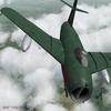 Mig 17F Bulgarian green camo