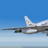 Slowing down A Super Sabre