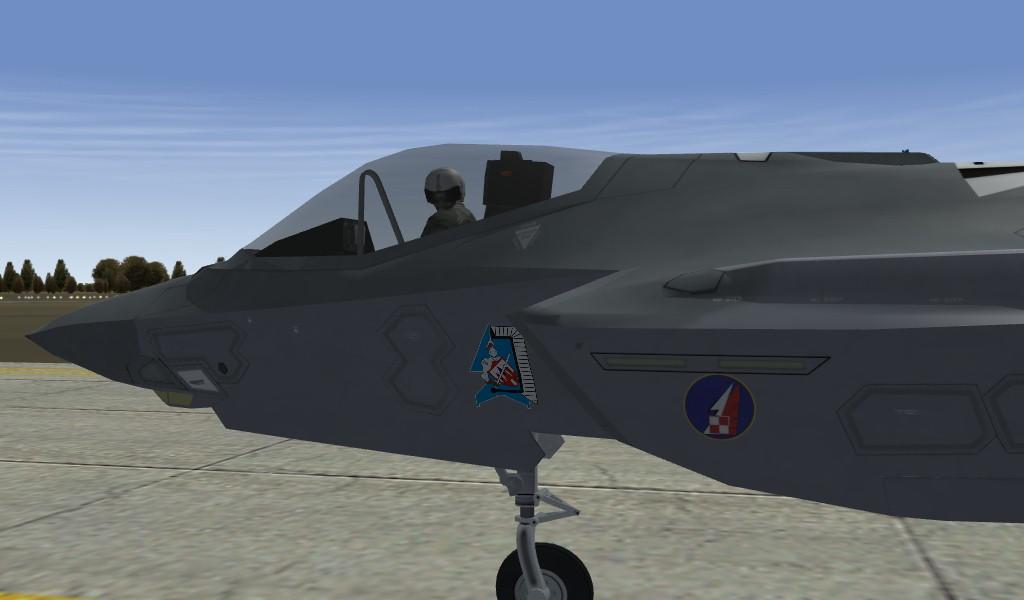 41st TAS insignia