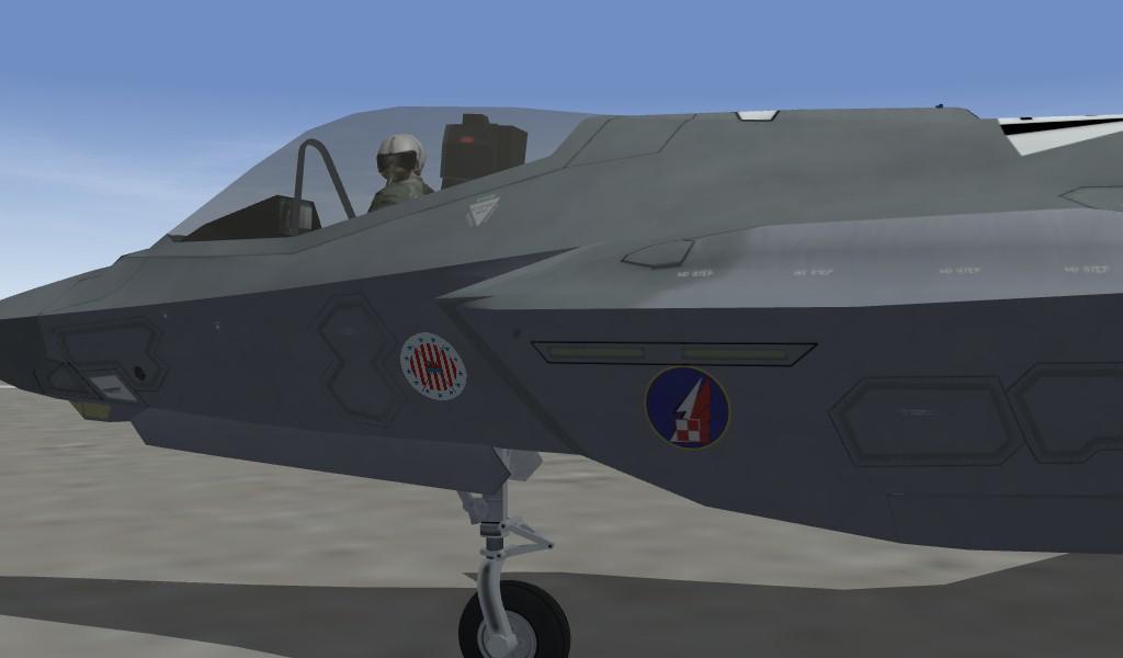 1st TAS insignia