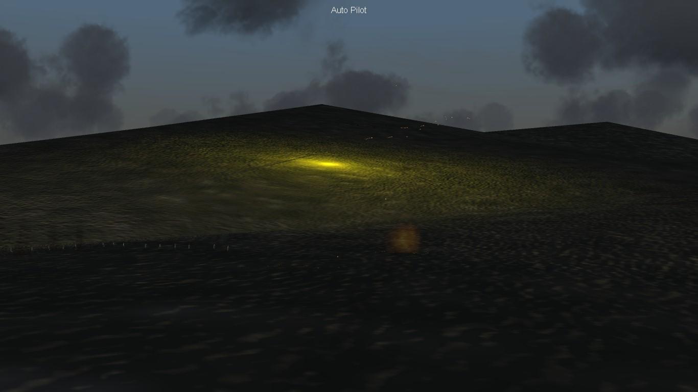 South Atlantic Terrain: ground battle.