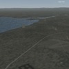 South Atlantic Terrain: Darwin/Goose Green.