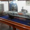 ARA Independencia aircraft carrier.